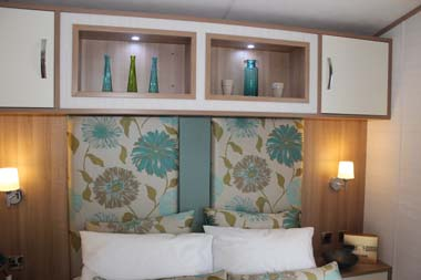 Carnaby Willow - The main bedroom