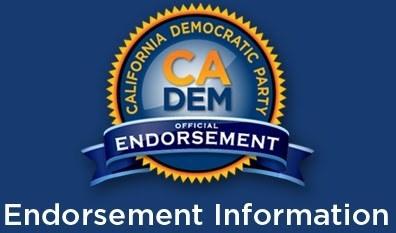 Endorsements – Lamorinda Democratic Club