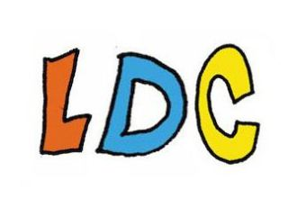 ldcomics ldc logo laydeez do comics