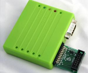 ARM20OnCE14 - OnCE 14-pin JTAG Adapter board