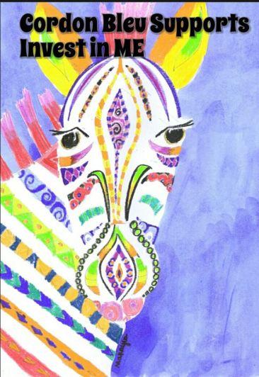 Zebra by Makayla Nunn
