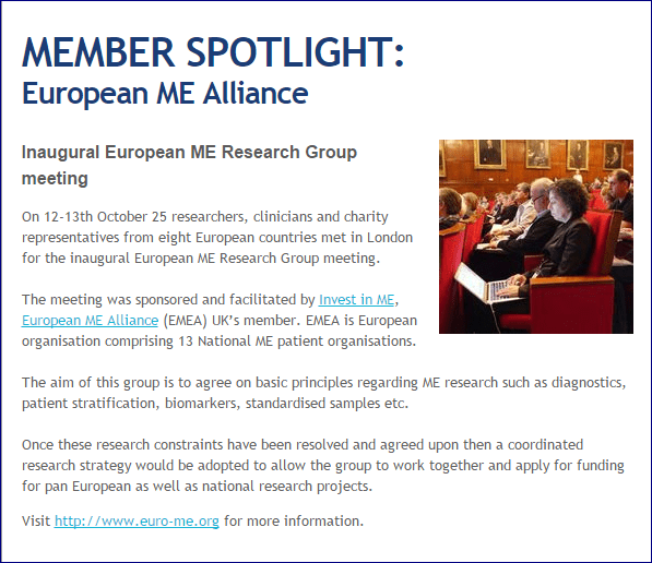 European Federation of Neurological Associations November 2015 Newsletter