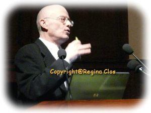 Dr.  Leonard Jason  at IIME Conference