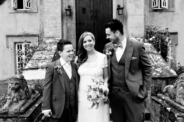 Aaron, Nicola, Ronan