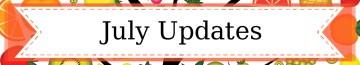july updates banner