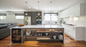 Mint Quartz kitchen Countertops