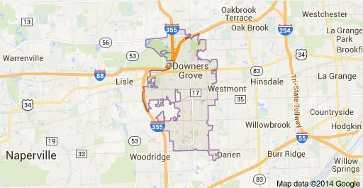 Downers Grove IL Service area - LDK Countertops