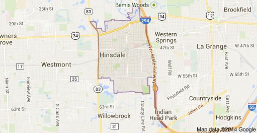 LDK  countertops service area - Hinsdale IL