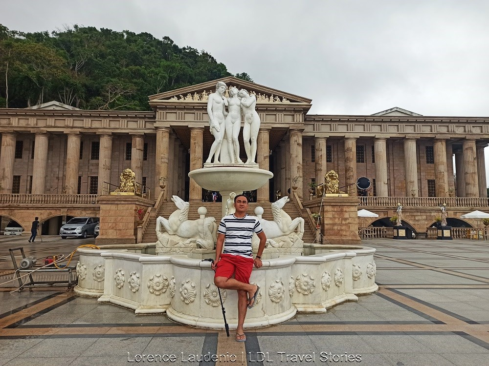 picture at temple of leah fountain