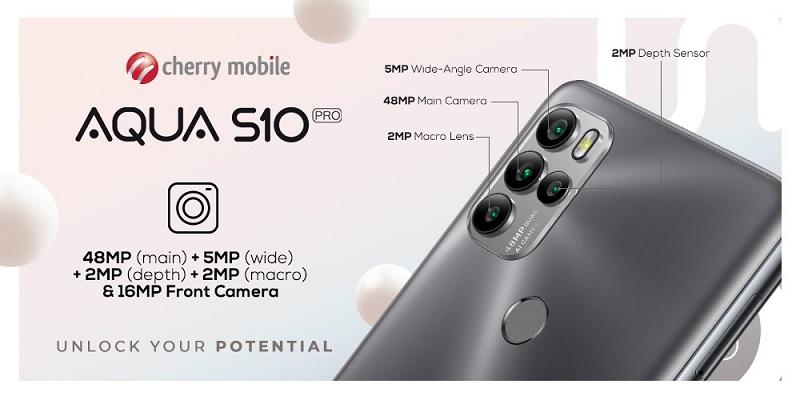 Cherry Mobile Aqua S10 Pro Camera