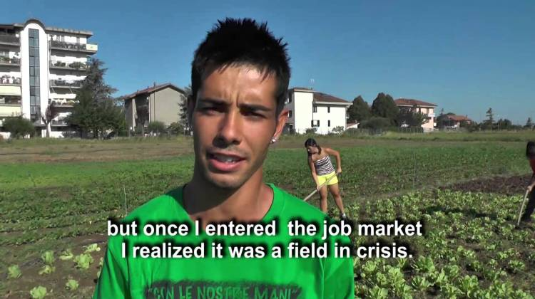 Young people for a co-operative future