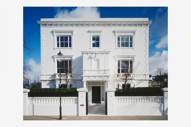 Tom Ford sells London home