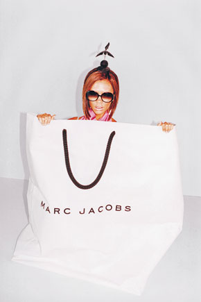Victoria Beckham for Marc Jacobs