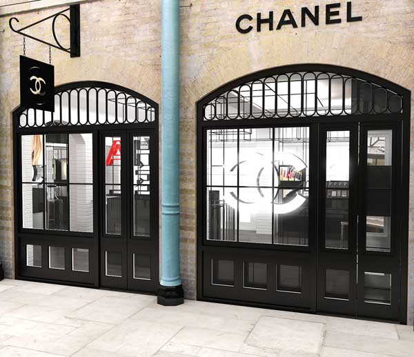 Chanel Covent Garden