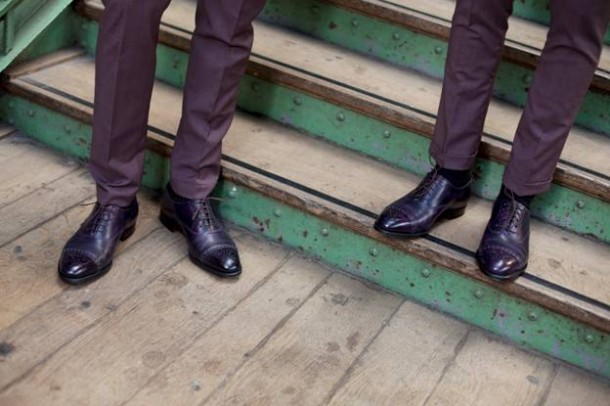 Paul Smith x John Lobb Collaboration