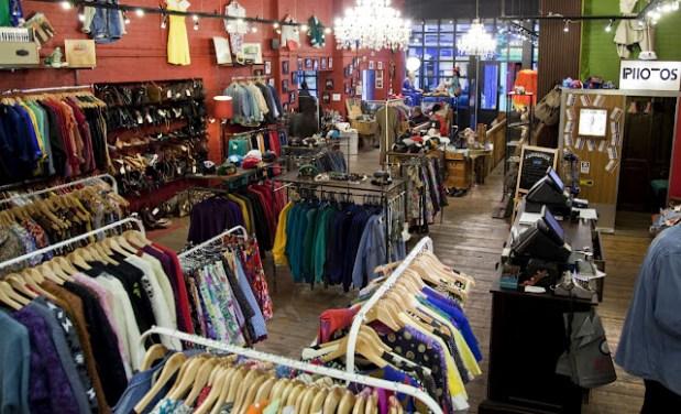 London S Top 10 Vintage Clothing Fashion Shops