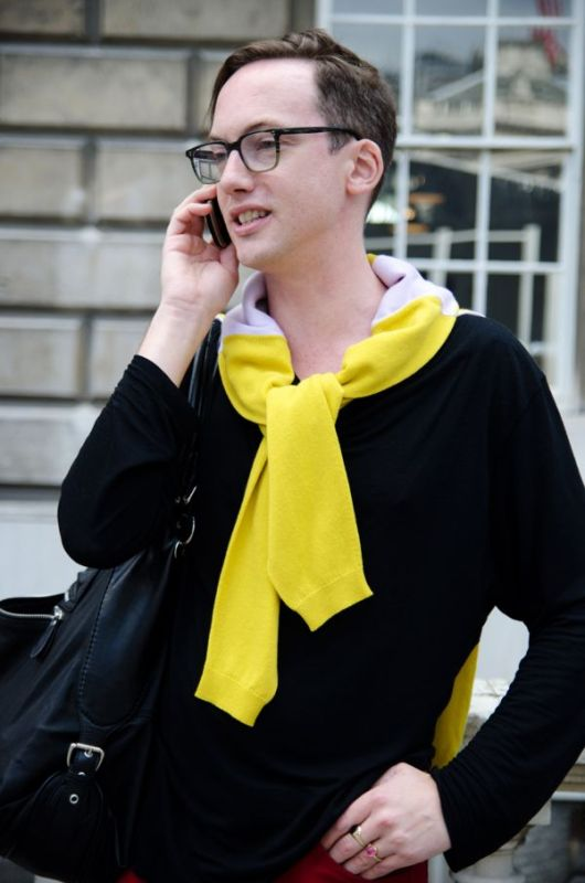 london-fashion-week-street-style - 6