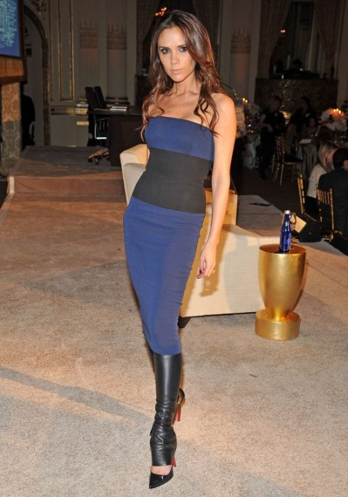 victoria-beckham-color-block-dress