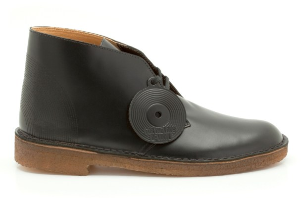 Desert Boot, black, mens, £89.00