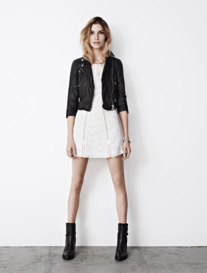 lb 4l9oRB AllSaints Spring 2013 Womenswear Lookbook