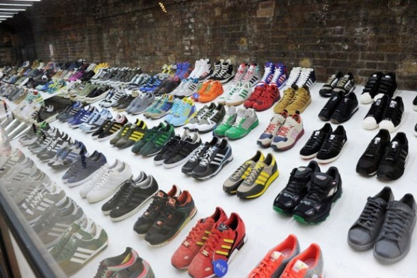 adidas #Spezial at Hoxton Gallery 2