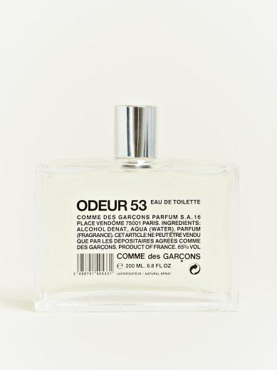 Comme des Garcons Parfums Unisex Odeur 53 Eau de Toilette