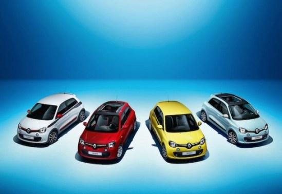 Renault Twingo MK3
