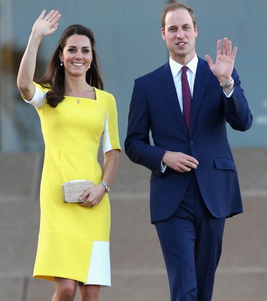 duchess-cambridge-yellow-dress