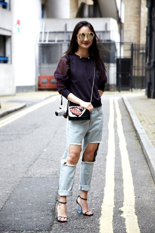 Street Style Day 2261