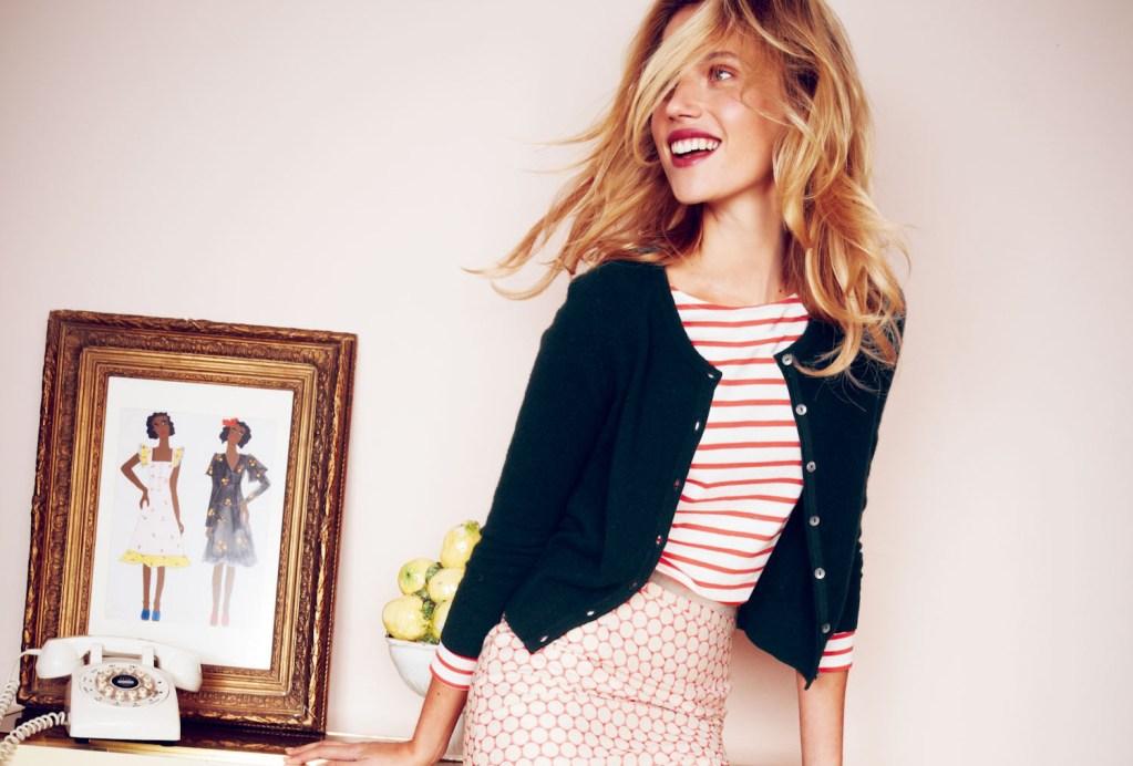 Boden sample sale ldnfashion london fashion news for Boden london mode