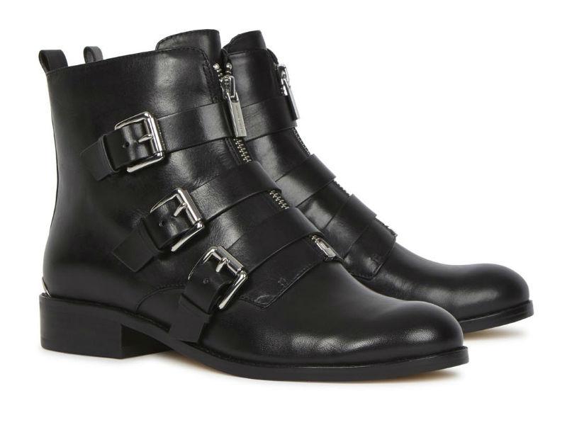 MICHAEL Michael Kors Anya ankle boots