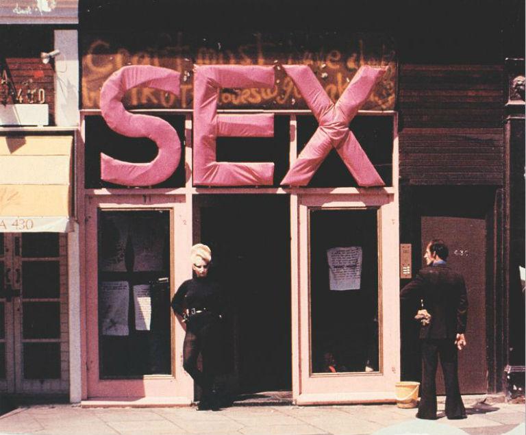 Vivienne Westwood Sex