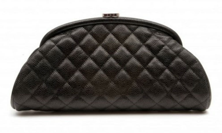 9. Chanel Timeless Clutch