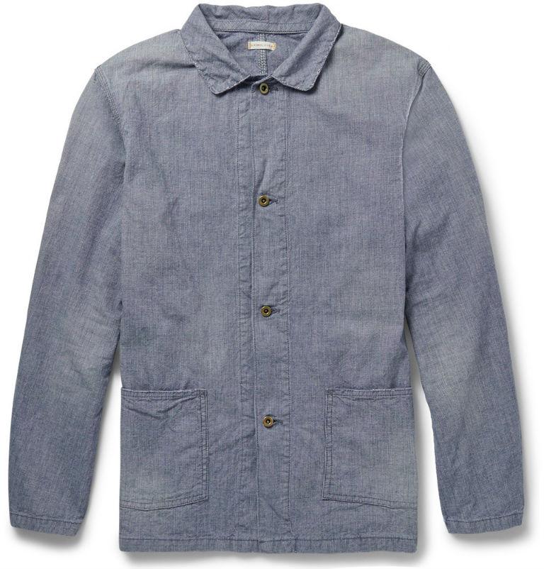 Chimala Two-Tone Woven Jacket