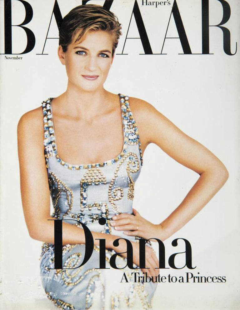 Princess Diana Versace Dress