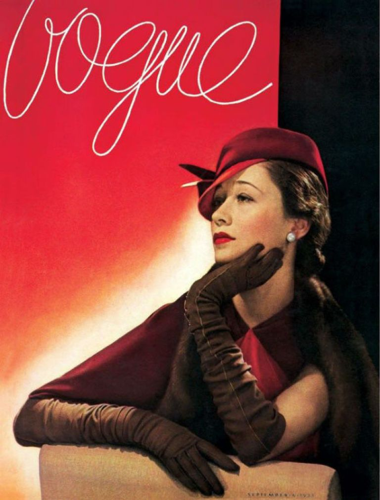 Toto Koopman vogue cover