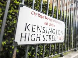 Top 10 Kensington High Street Shops