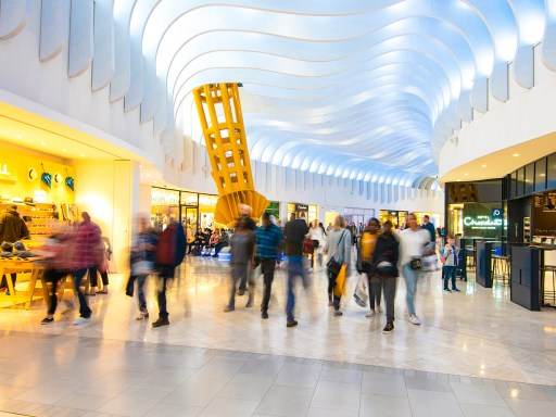 Top 10 London Shopping Centres