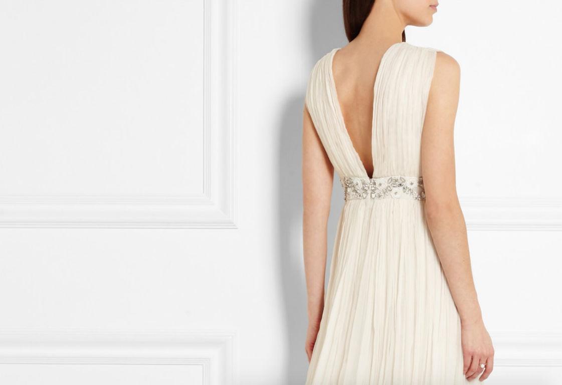 Top 10 wedding dresses under 1000 ldnfashion for Best wedding dresses under 1000