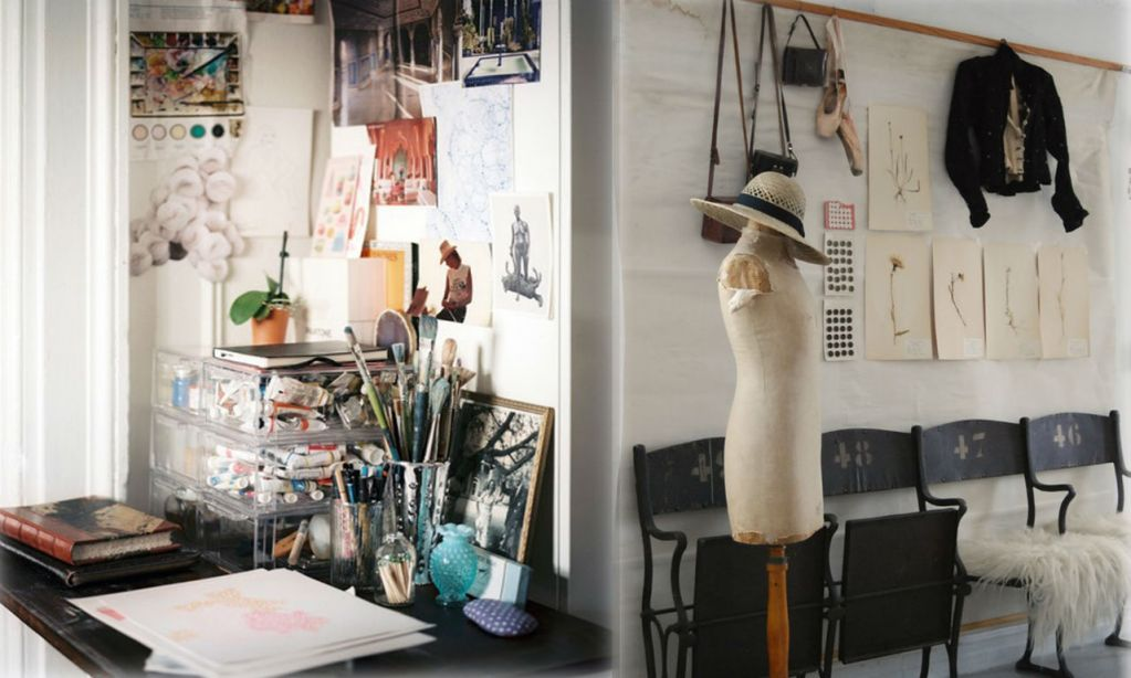 Top 10 fashion workshops in london ldnfashion - Decoration interieur style atelier ...