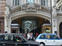 Top 10 Shops in Burlington Arcade