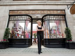 My London: Emma Willis MBE – Shirtmaker