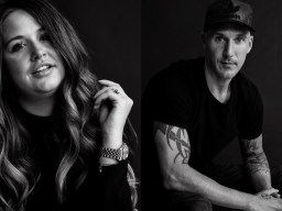 My London: Andy Smith and Chanel Nott – Hair Stylists