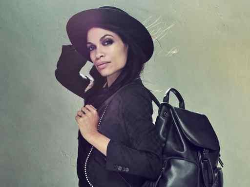 Rosario Dawson revealed as face of new TUMI campaign