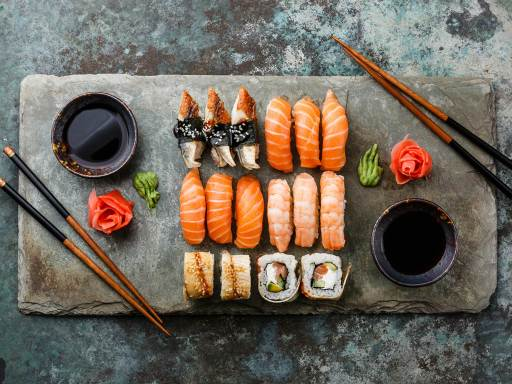 Top 10 Sushi Bars in London