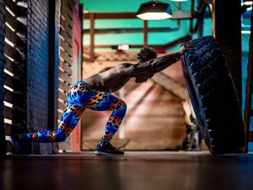Kapow Meggings launch new high-performance leggings for men