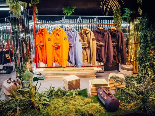 Napapijri officially opens Shoreditch store with events programme