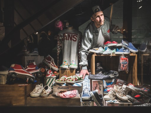 Vans x Pillow Heat concept store launches on Carnaby Street