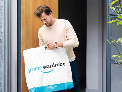 "Amazon UK launches ""try before you buy"" fashion service"