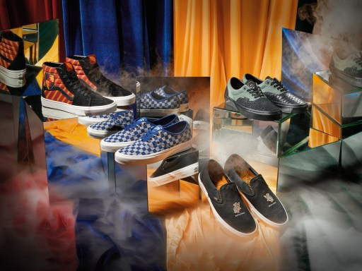 Vans launches Harry Potter collection